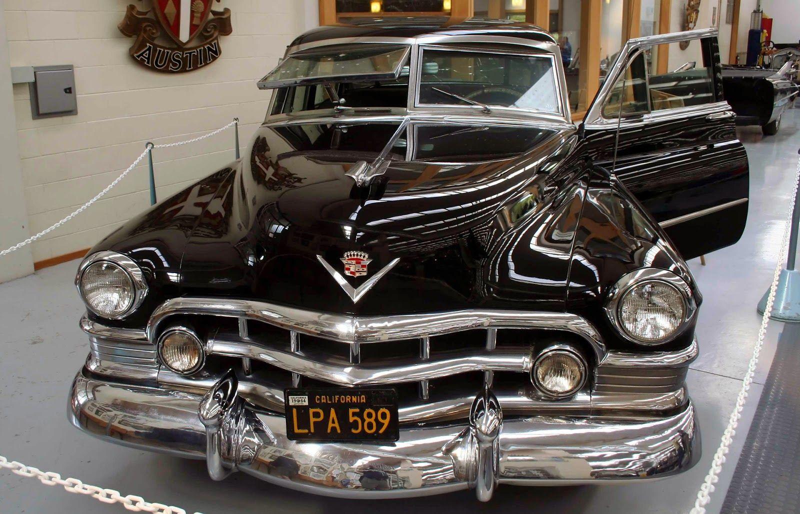 1930s Gangster Cars | transpress nz | cars & machines | Pinterest ...