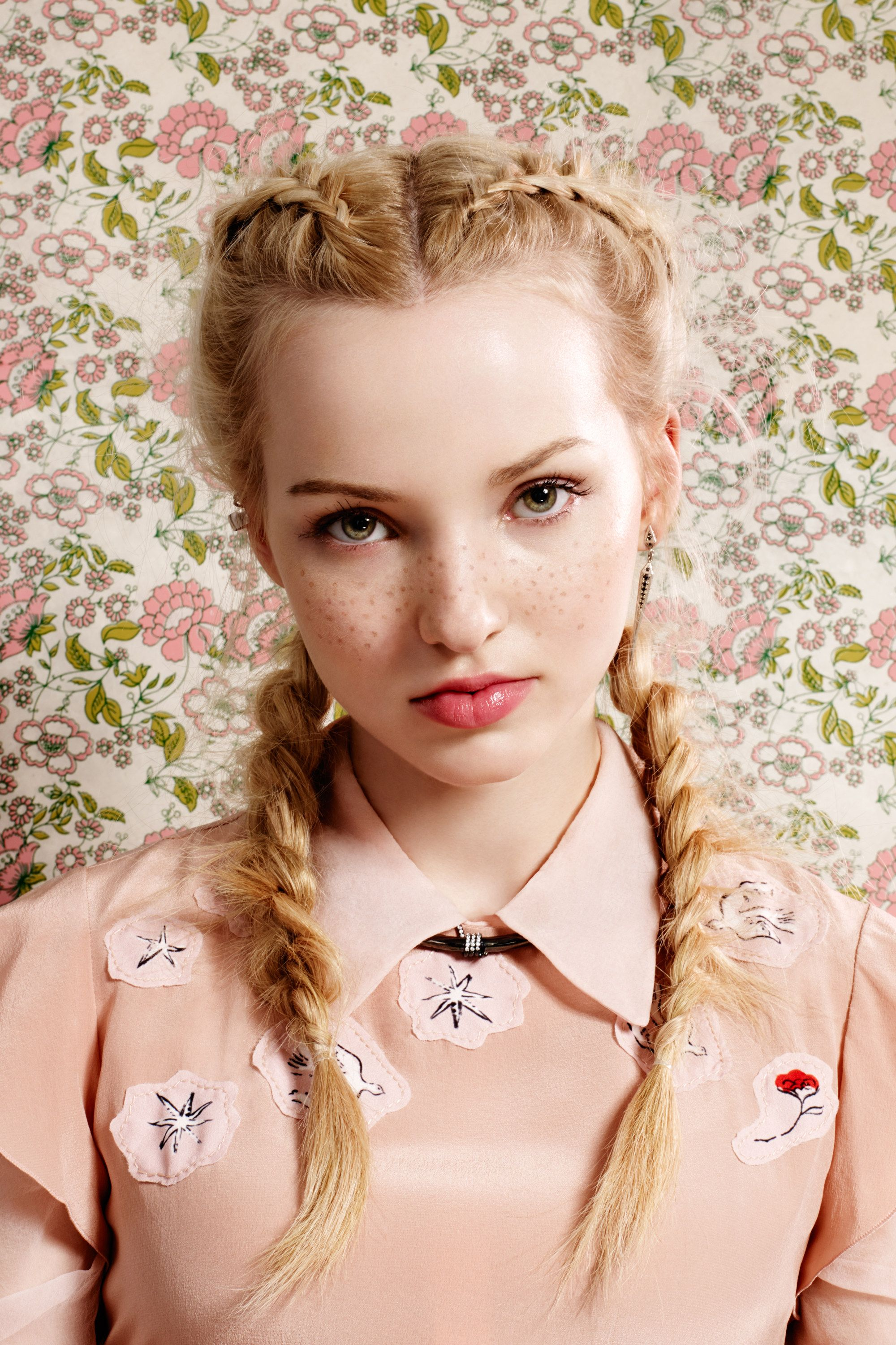 Disney Darling Dove Cameron Shows f Five Braids You Need to Try