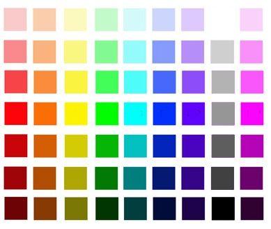Tavole Dei Colori Montessori Fai Da Te Nannabobo Tavola Dei Colori Montessori Colori