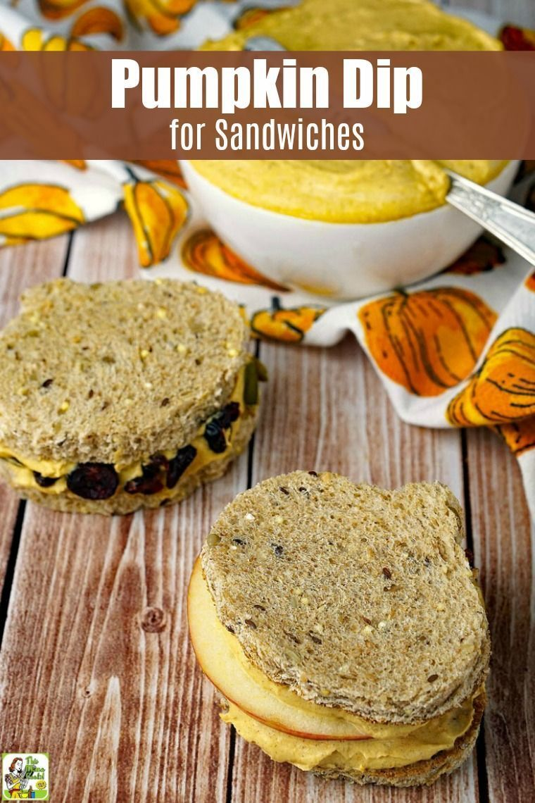 Pumpkin Dip for Sandwiches #pumpkindip Use this easy pumpkin dip as a spread for pumpkin-shaped sandwiches at your Halloween or Thanksgiving parties or afterschool snacks. Serve this low-fat cream cheese pumpkin dip with apple slices, graham crackers & cookies. #recipes #easy #recipeoftheday #glutenfree #easyrecipe #easyrecipes #glutenfreerecipes #snacks #lowcaloriesnacks #Halloween #Thanksgiving #pumpkin #partyfood #appetizers #appetizerseasy #pumpkinrecipe #pumpkin #pumpkinspice #kidfriendly # #pumpkindip