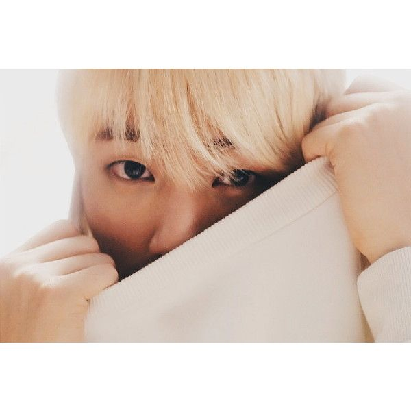 [pann] BTS's Jin pictorial teaser goes viral ❤ liked on Polyvore featuring bts, jin, bts - jin and seokjin