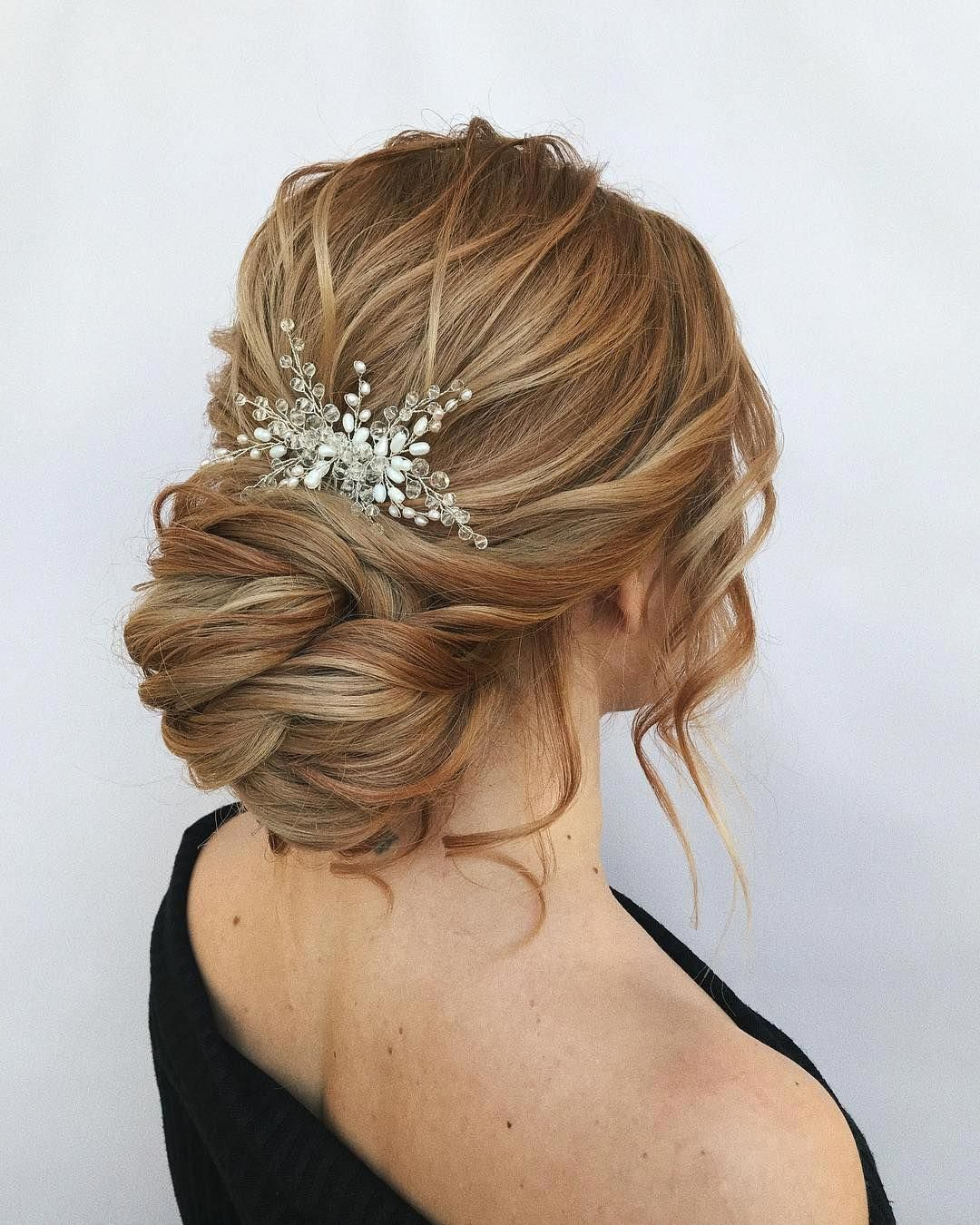 51 Beautiful Bridal Updos Wedding Hairstyles For A ...