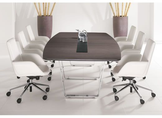 Contemporary Conference Room Chairs With Casters