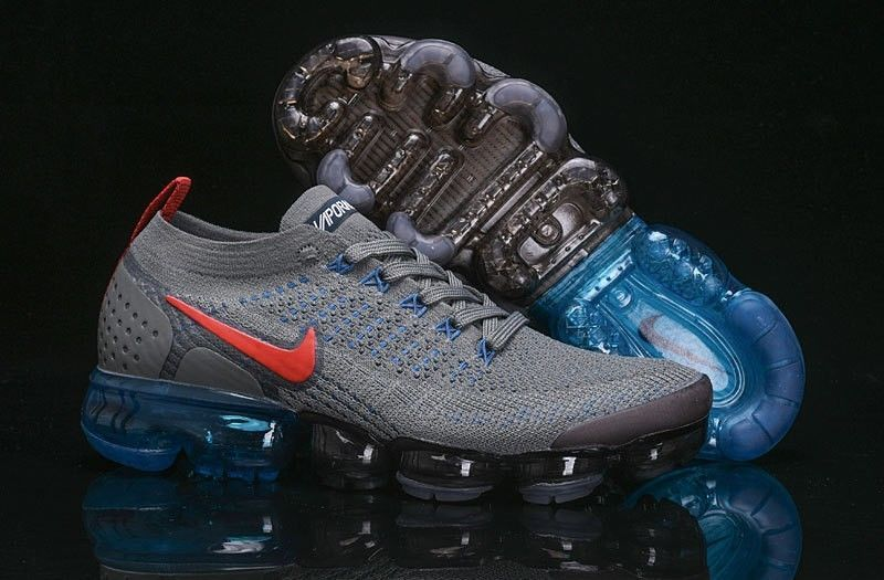 c4777a0102c Nike Air Vapormax 2018 Flyknit Men's-Running Shoes Movement Fitness ...