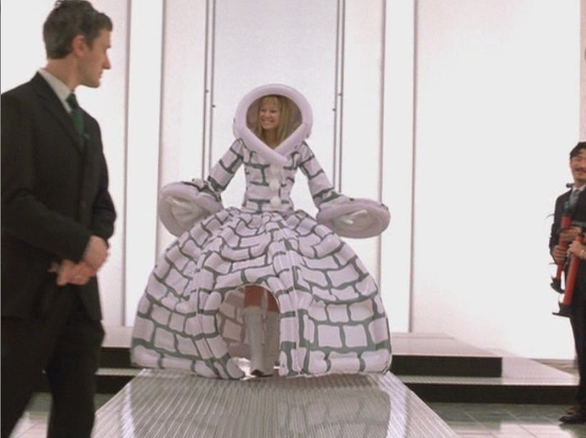 Lizzie McGuire Igloo Dress=IM OBSESSED | Lizzie mcguire movie ...