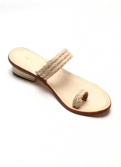 962c2276046f6b Authentic Kolhapuri Chappal Ladies Angatha Patta Weny