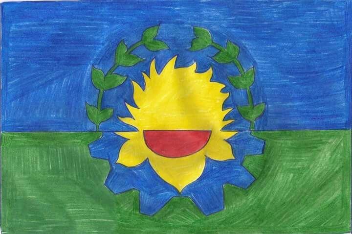 Bandera de la provincia de Buenos Aires