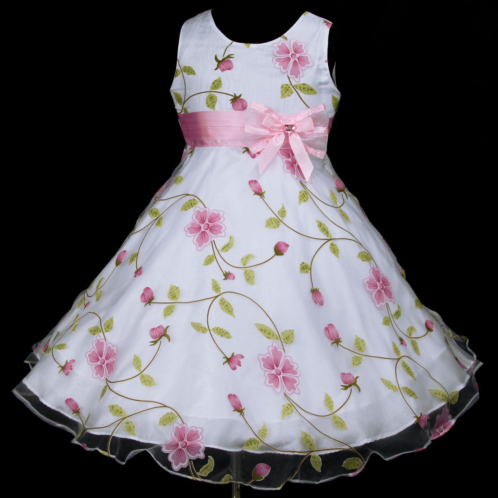 Very cute ستايل pinterest pink parties flower girl dresses