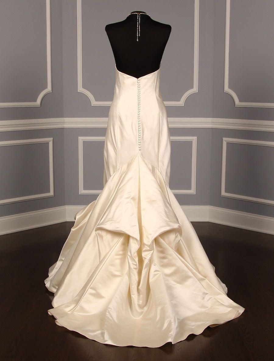 Ulla Maija Anna Maier Leatitia Discount Designer Wedding Dress