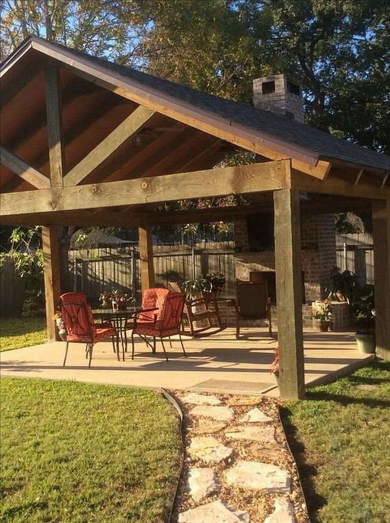 35 Beautiful And Functional Pavilion Design For Your Home