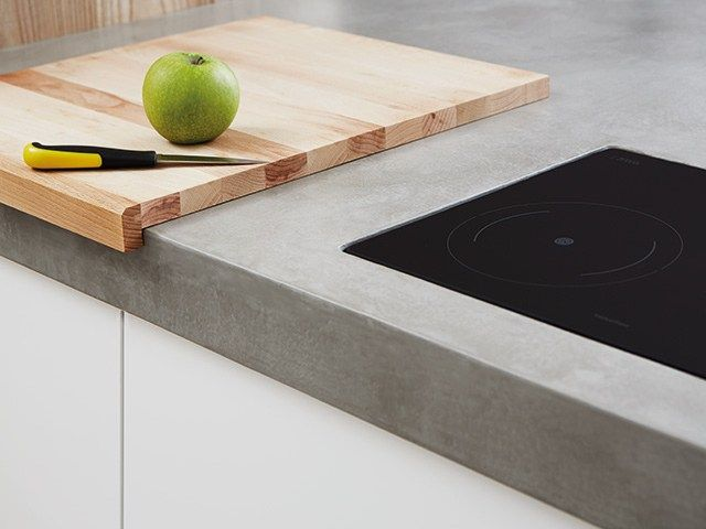 Made with cement wall floor tiles microtopping by ideal for Microtopping costi