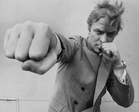 Michael Caine by Getty Images Gallery