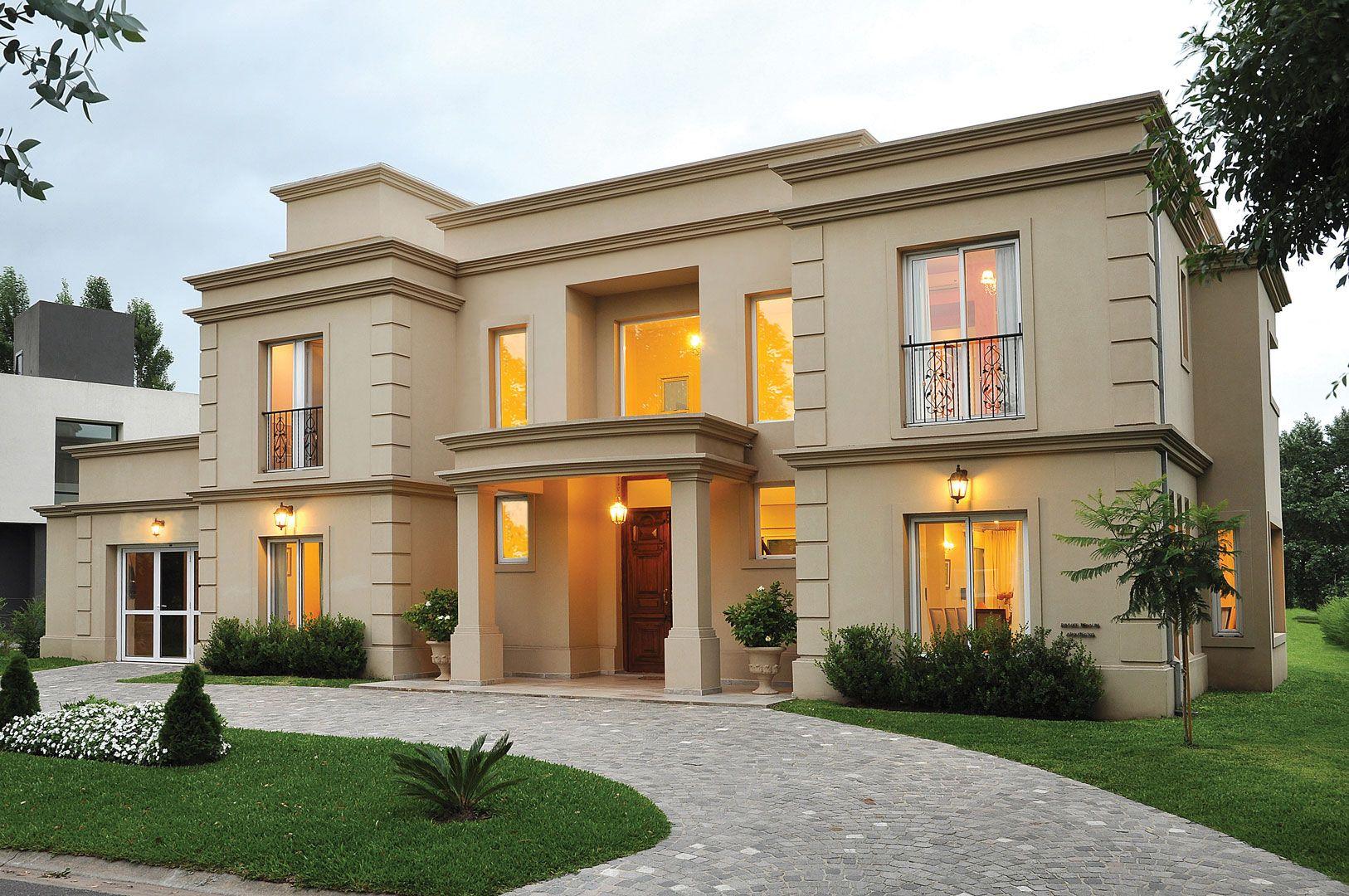 Galeria fotos pavloff regalini asociados estudio de arquitectura arquitectos casa - Casas clasicas modernas ...