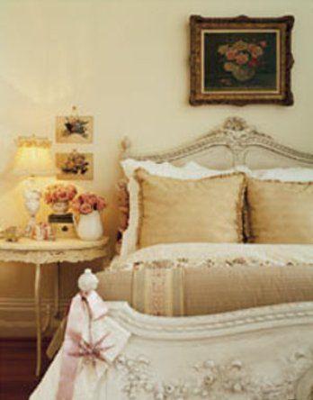 beautiful bedroom..