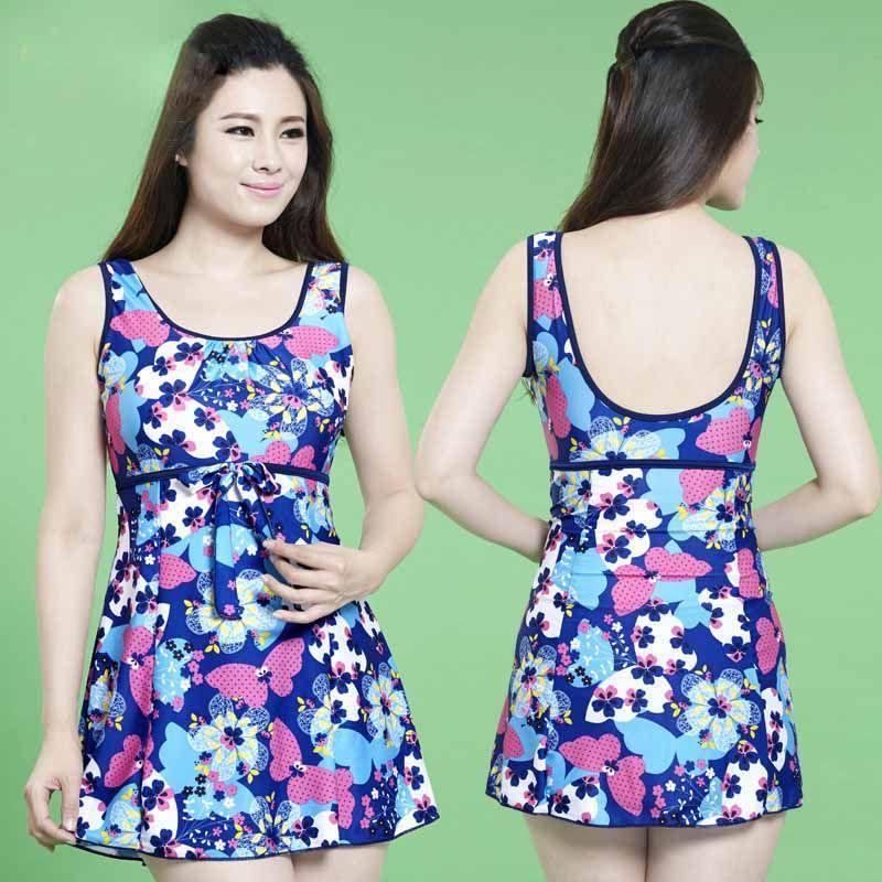 $18.80 (Buy here: https://alitems.com/g/1e8d114494ebda23ff8b16525dc3e8/?i=5&ulp=https%3A%2F%2Fwww.aliexpress.com%2Fitem%2F4XL-8XL-HUAER-BRAND-swimwears-one-piece-sexy-women-2015-bathing-suit-plus-size-swimwear-beach%2F32337279444.html ) Beach dress  swimwears one piece sexy women 2017 skirt bathing suit big size swimwear clothing for just $18.80