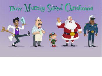 How Murray Saved Christmas.How Murray Saved Christmas New Holiday Tv Video 2014