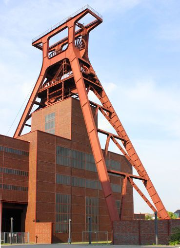 Designbutik - Zeche Zollverein in Essen