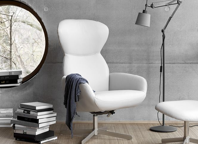 le confortable fauteuil inclinable athena un design. Black Bedroom Furniture Sets. Home Design Ideas