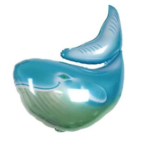 Free Shipping Buy Unique Bargains Foil Whale Design Balloon