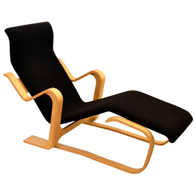 Exceptionnel Lounge Chair By: Marcel Breuer 1935 (Hungary)