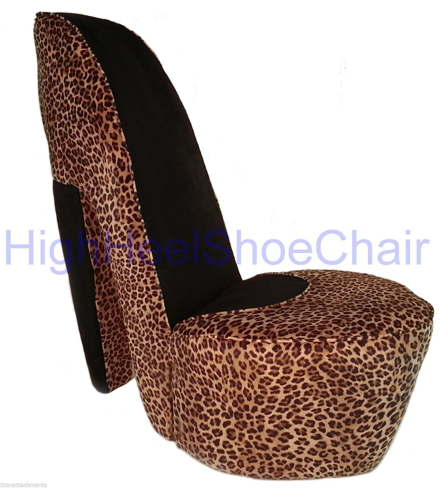 High Heel Chair The Brick