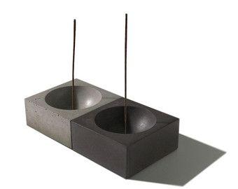 hexagonal de jardineras de hormign concreto por insekdesign