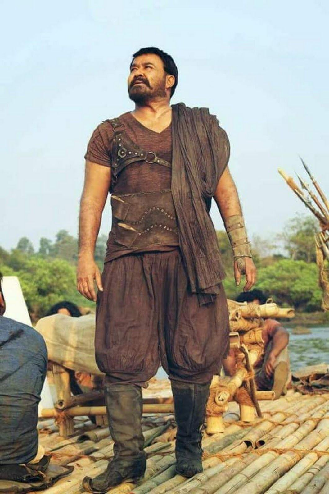 Mohanlal as ithikkarapakki (With images) Movies, Vega