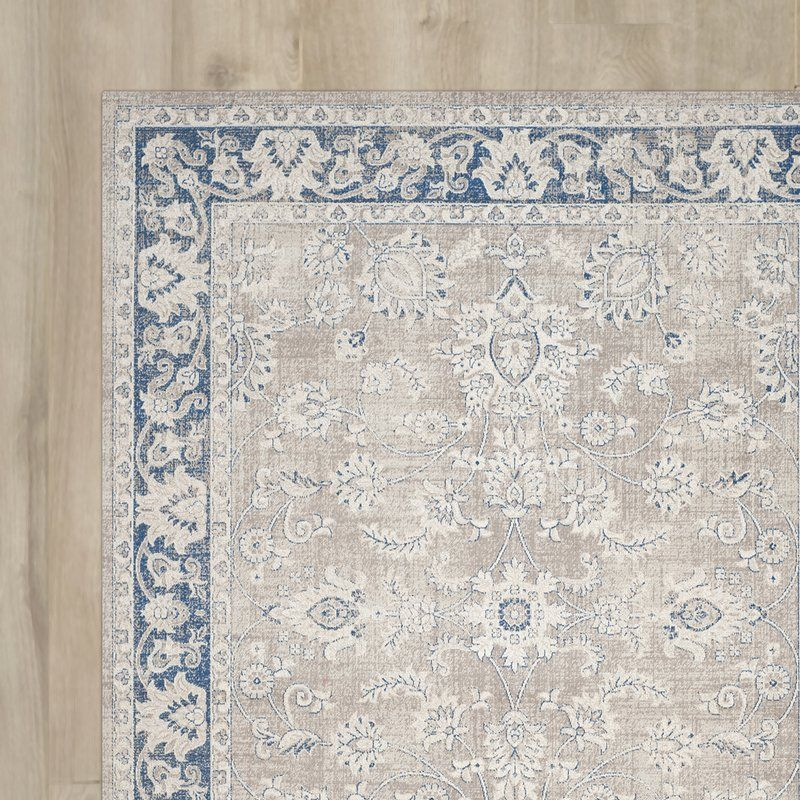 Cecily Rug In Taupe Blue 11x14 Or 9 X 12 Area Rugs Blue Area Rugs Outdoor Rugs Cheap Taupe and blue area rug