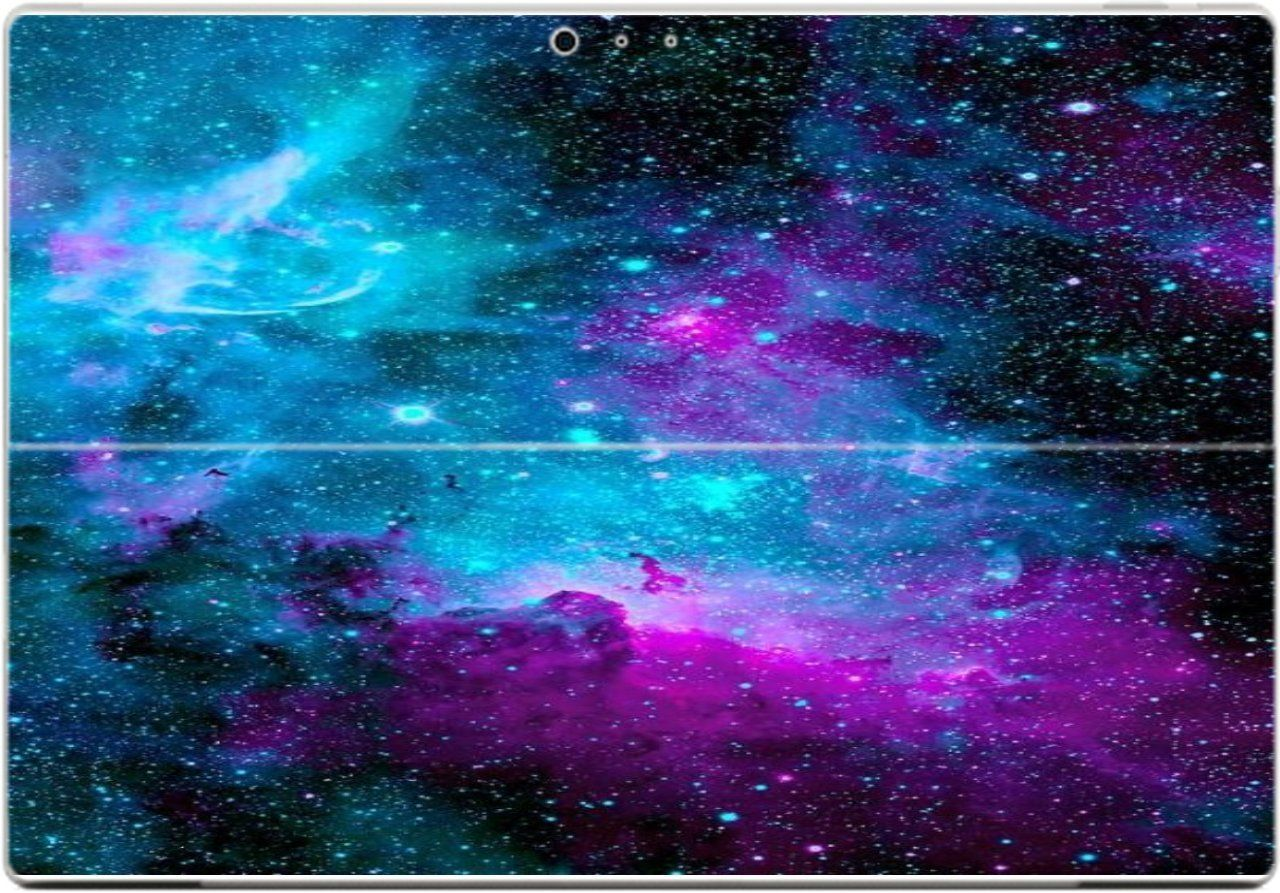 Nebula Galaxy Design Print Image Surface Pro 3 Vinyl Decal Sticker Skin By Trendy Accessories Available At Https Www Amazon Galaxy Wallpaper Galaxies Nebula