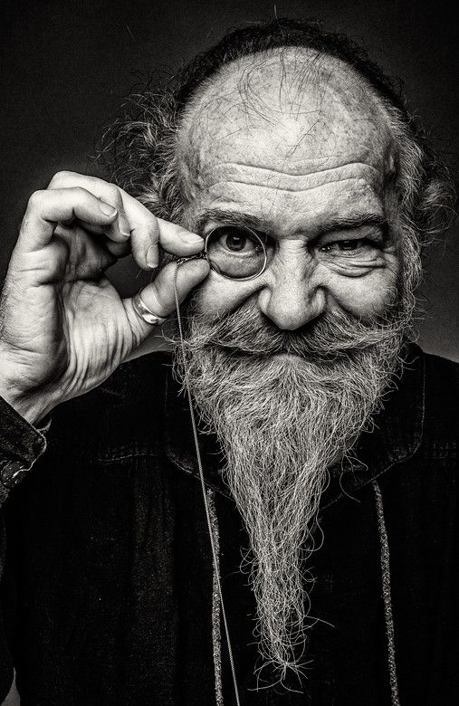 'my brother ;)' by Oliver Donzyk on 500px #face #man | Old ...