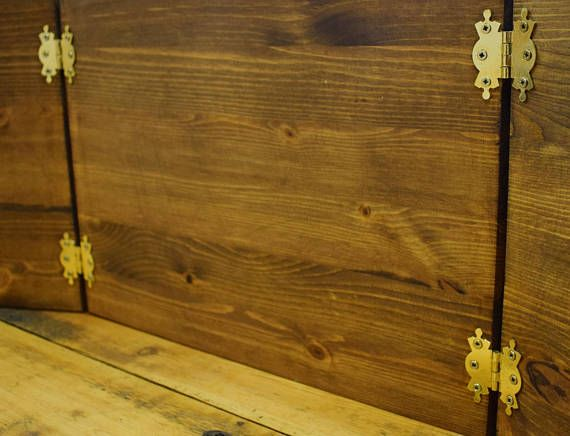 Wooden Dungeon Master Screen, RPG Games, Table Top Games, Dungeons