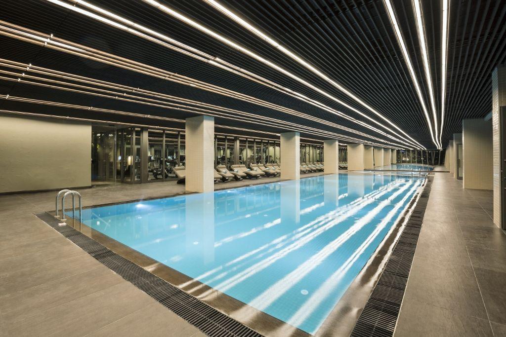 #hotel #lighting #pool #interiors #interiordesign #design #designideas #ideas #creative #lighting #love #beautiful #amazing #branding #brandidentity