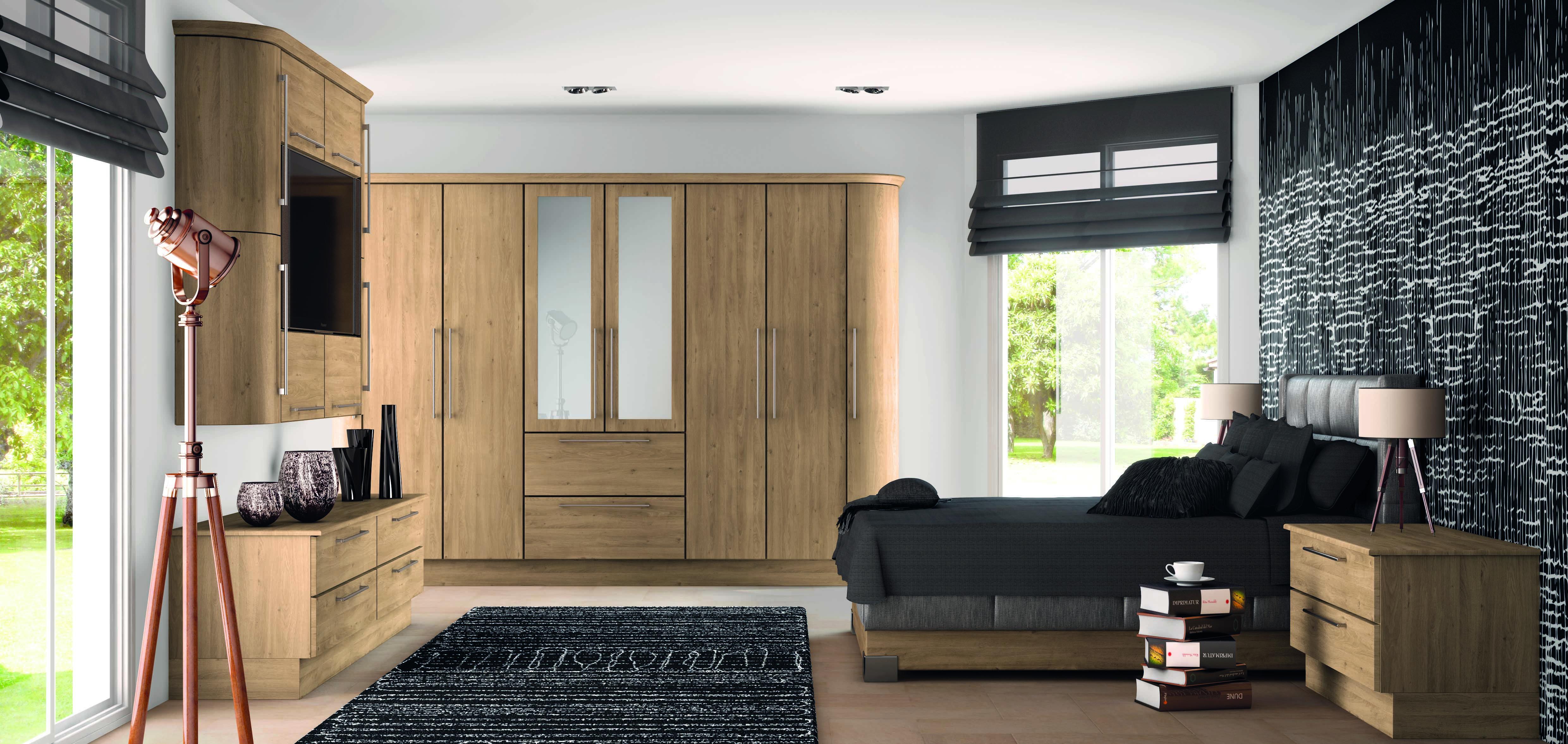 DM Design Duleek Range doors