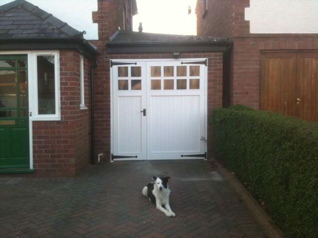 glazed garage doors uk - Google Search | cocheras y puerta entrada ...