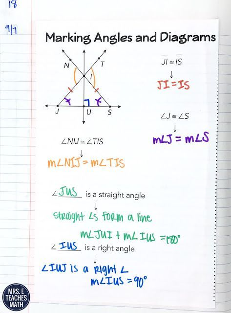 angle addition postulate inb pages geometry worksheets worksheets and math - Angle Addition Postulate Worksheet