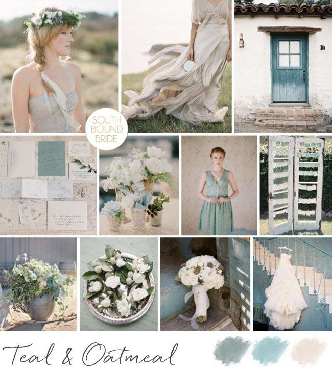 10 Rustic Wedding Colour Palettes | Rustic wedding colors ...