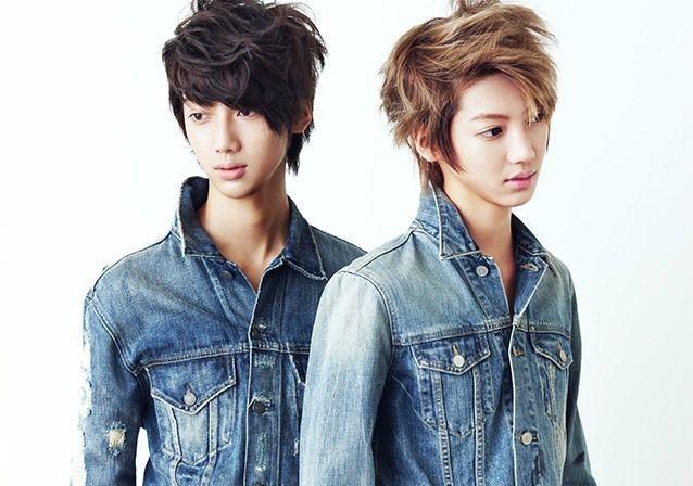 Seeing Double The 9 Twins Of K Pop Boyfriend Kpop Jo Youngmin Boyfriend