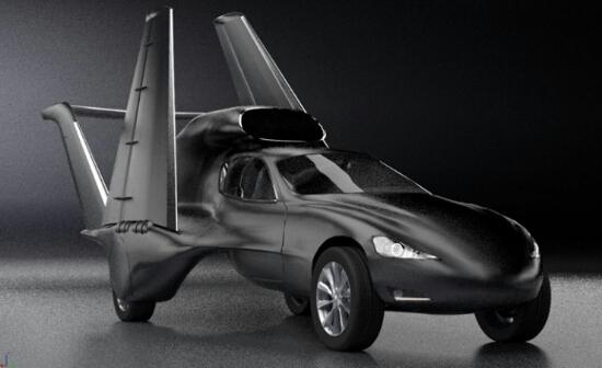 Gf7 Concept Of Flying Car Cars Show Flying Car Car Car Car