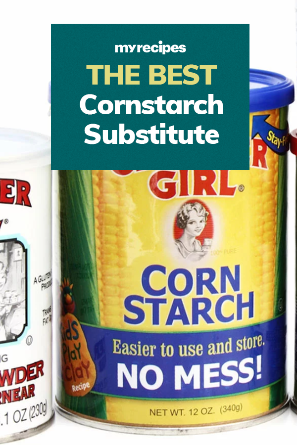 What Can I Substitute For Cornstarch Instant Mashed Potatoes Corn Starch Cornstarch Substitute