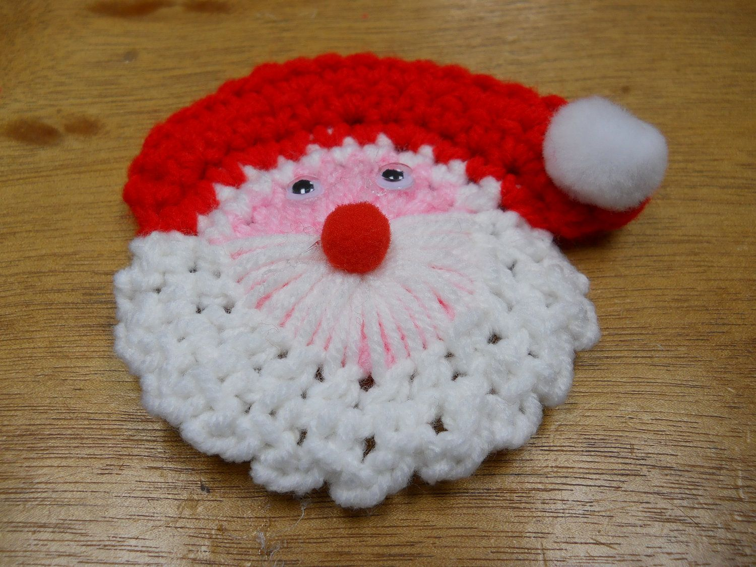 Magnificent Santa Crochet Pattern Free Pictures - Sewing Pattern for ...