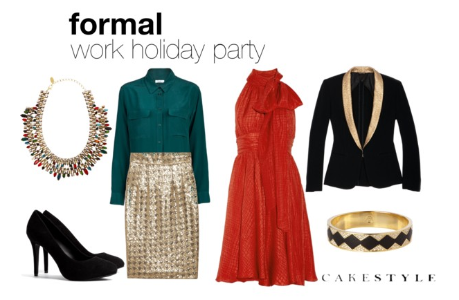 Work Holiday Party Dress Ideas 50