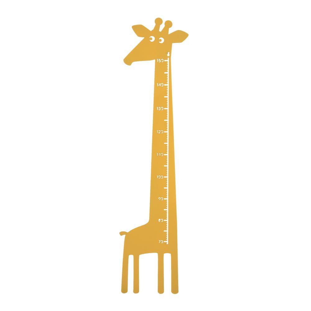 Kinderzimmer Giraffe   Messlatte Roommate Hat Die Form Einer Hubsch Gestalteten Giraffe