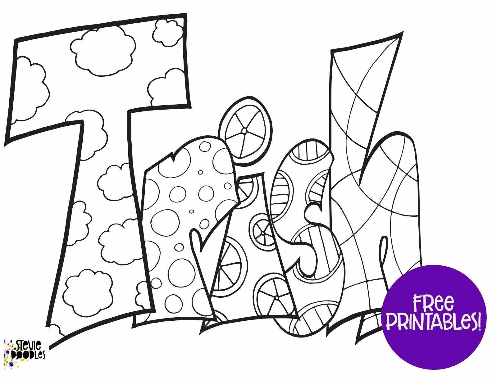 Trish Free Custom Name Printable Coloring Page Stevie Doodles Free Printable Coloring Pages Printable Coloring Pages Free Kids Coloring Pages