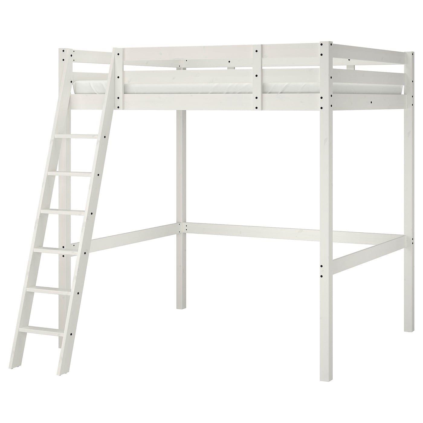 Stora Hochbett Praktisches Raumwunder Fur Das Jugendzimmer Ikea Osterreich Loft Betten Bettgestell Jugendzimmer Ikea