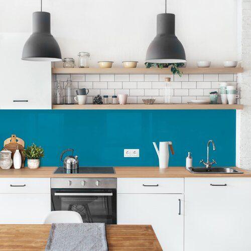 Photo of Ebern Designs PVC Spritzschutzpaneel Selbstklebend Atkins | Wayfair.de