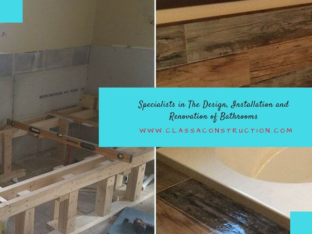 Are you looking to redesign your old bathroom in Webster, NY? Class ...