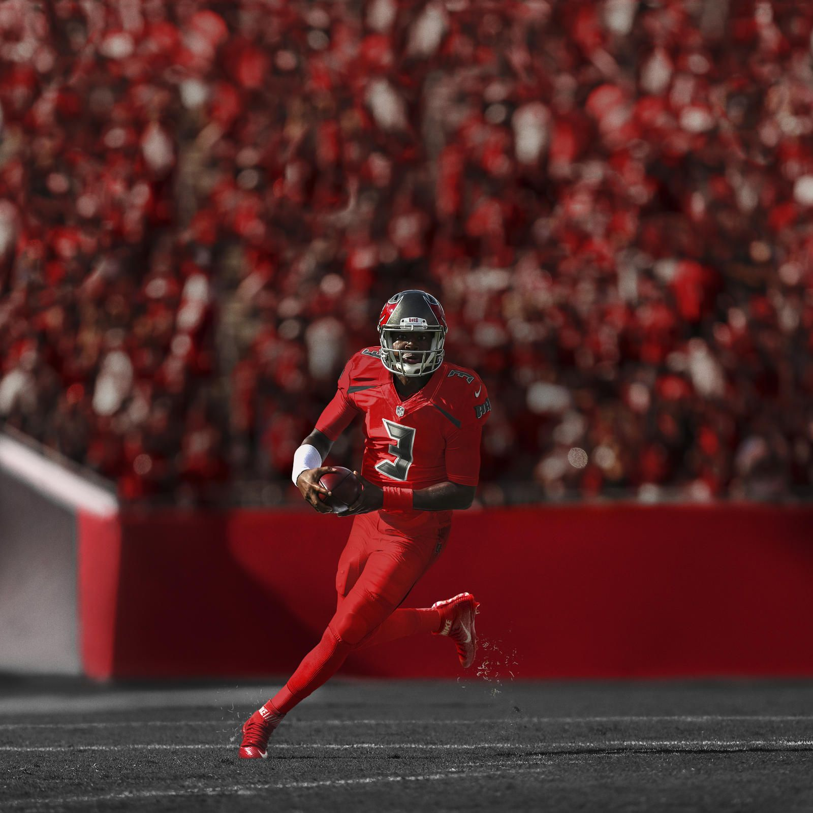 Nike And Nfl Flood Thursday Night Football With Color Tampa Bay Bucs Tampa Bay Buccaneers Football