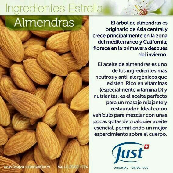 Aceite De Almendras Aromatherapy Almond Food