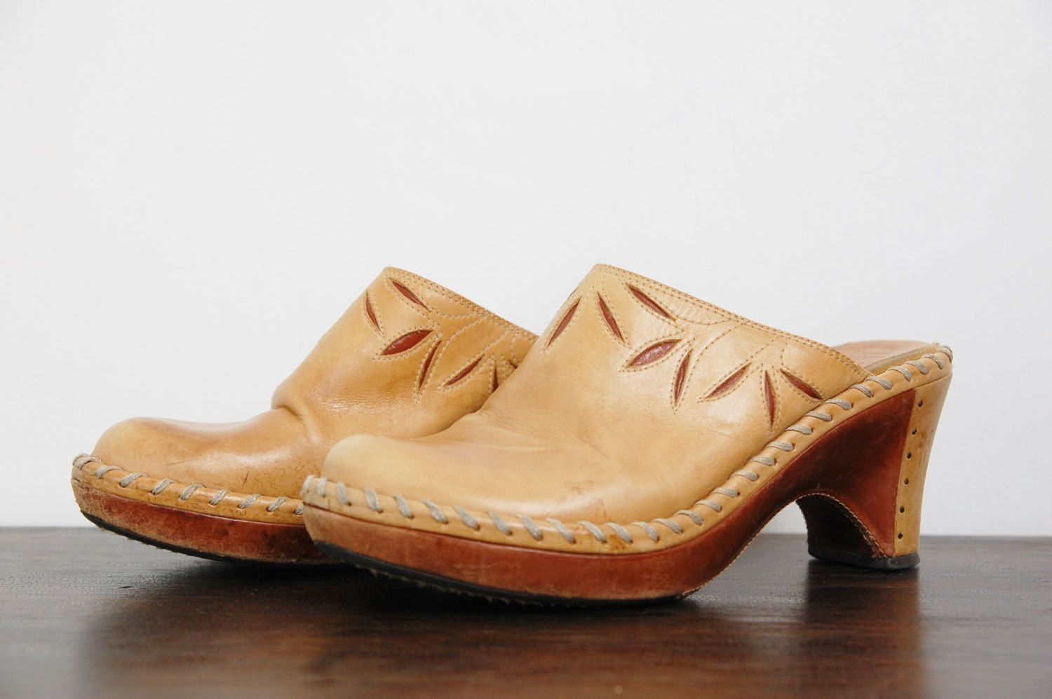 ab6b9eb1b39 Vintage Frye Clogs by oakmoss on Etsy https   www.etsy.com