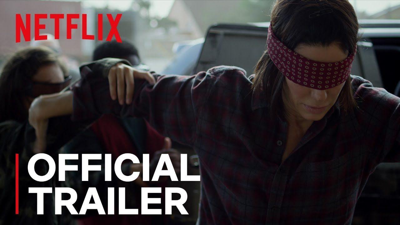 Bird Box | Official Trailer [HD] | Netflix - YouTube
